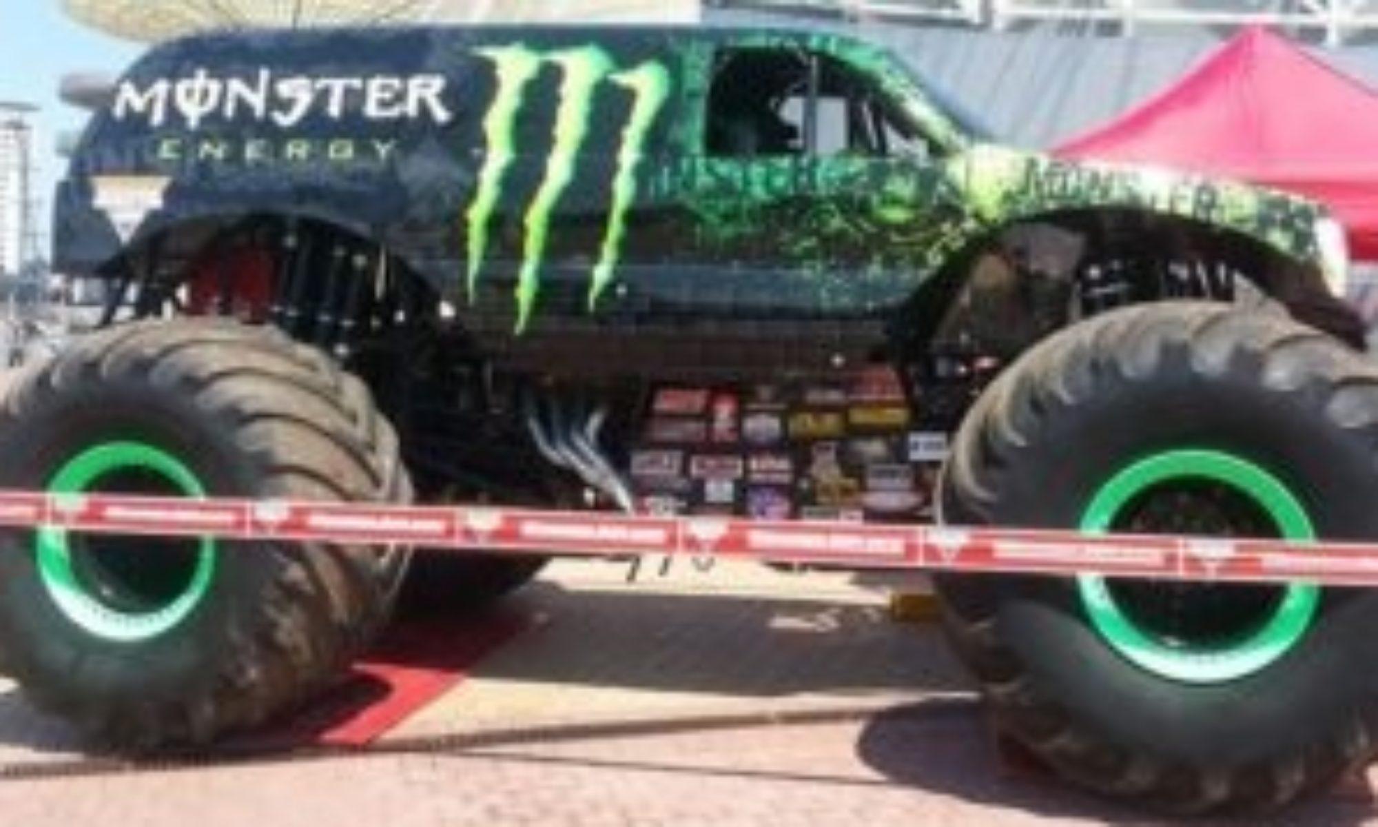 2013 Monster Jam