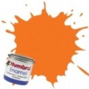 Humbrol 18 Orange