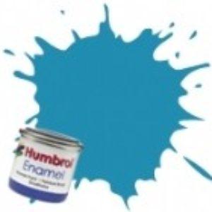 Humbrol 48 Mediteranean Blue
