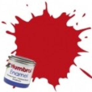 Humbrol 60 Scarlet