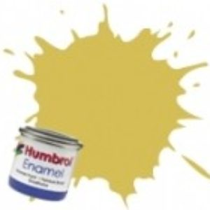 Humbrol 81 Pale Yellow