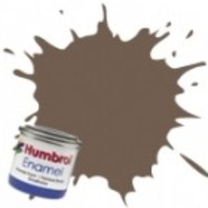 Humbrol 98 Chocolate