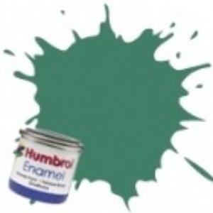 Humbrol 101 Mid green