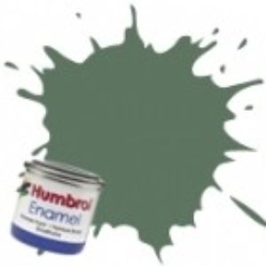 Humbrol 102 Army Green