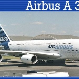 Revell 1/144 Airbus A380 New Livery