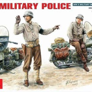 Miniart 1/35 WWII US Military Police
