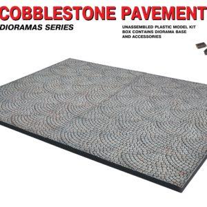 MiniArt 1/35 Cobblestone Pavement