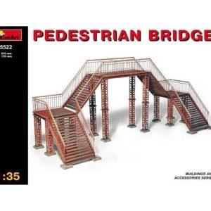 MiniArt 1/35 Pedestrian Bridge
