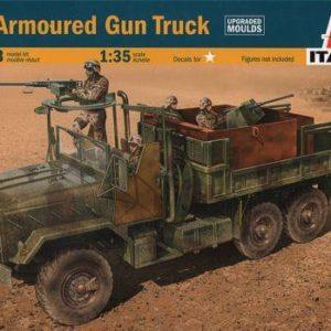 1/35 US Armoured Gun Truck