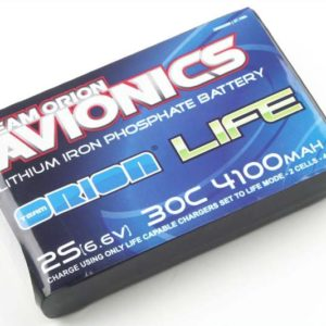 Orion Avionics LiFE 4100MaH Battery