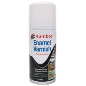 Humbrol Enamel GLOSS Varnish