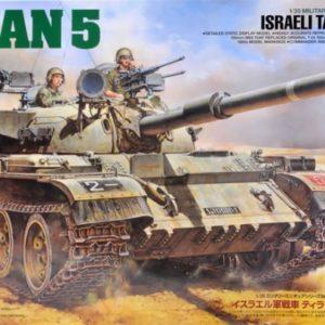 1/35 Israeli Tiran 5 Tank