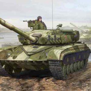 Trumpeter 1/35 Soviet T-64A Mod' 1981