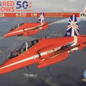 "1/48 Hawk T1A ""Red Arrows"""