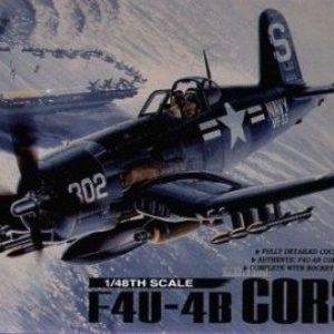 "1/48 F4U-4B Corsair ""Korea"""