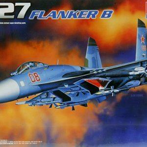 1/48 Sukhoi S-27 Flanker B