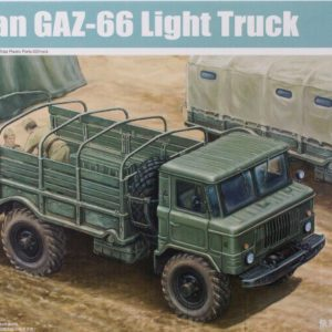 1/35 Russian GAZ-66 Light Truck