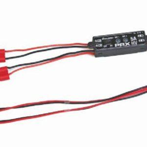 Graupner PRX-5A Receiver Power Supply