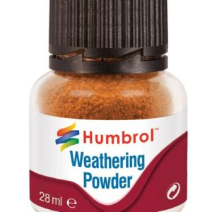 Humbrol RUST Weathering Powder