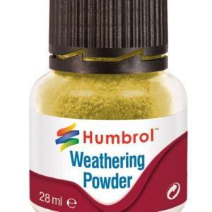 Humbrol SAND Weathering Powder