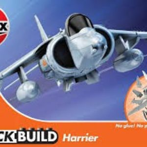 Airfix Quickbuild Harrier Jet