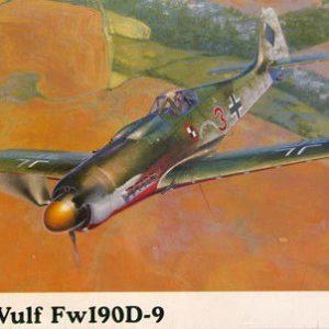 1/32 Focke Wulf Fw190D9