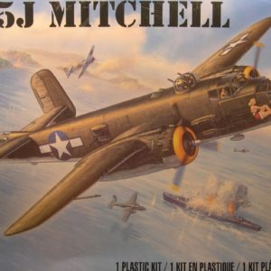 Revell 1/48 B-25J Mitchell