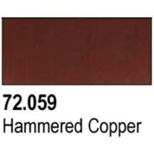 72059 Game Color Hammered Copper