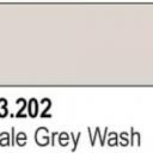 73202 Game Color Pale Grey WASH