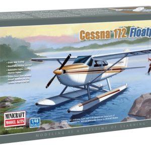 1/48 Cessna Skyhawk Floatplane