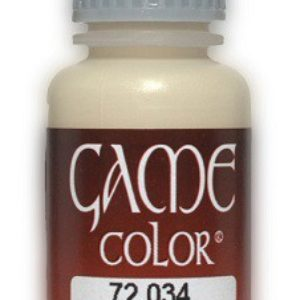 72034 Game Color Bone White