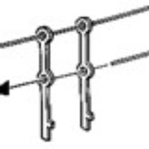 Tamiya 1/350 P.E. Handrail Set (A)