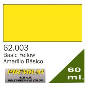 Vallejo 62003 Premium Basic Yellow