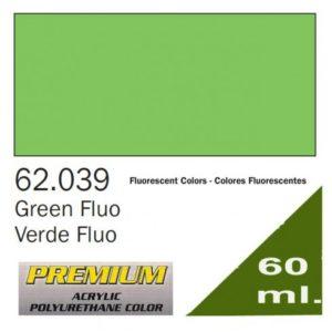 Vallejo 62039 Premium Fluoro Green