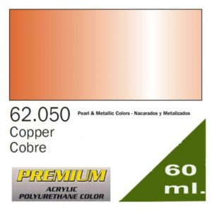 Vallejo 62050 Premium Metallic Copper