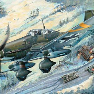 1/32 Junkers Ju87G-2 Stuka