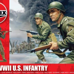 1/32 WWII US Infantry