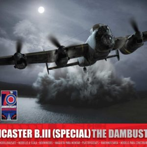 1/72 Lancaster 70th Anniversary DAMBUSTERS