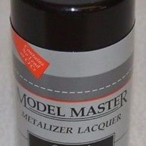 Model Master Gunmetal Metalizer SPRAY