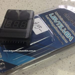 GT Power Lipo Tester ALARM