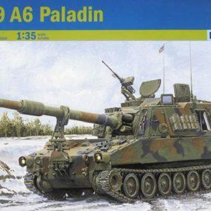 Italeri 1/35 M109A6 Paladin