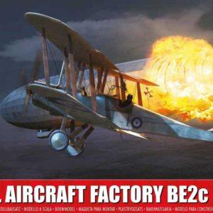 Airfix 1/72 Royal Aircraft Factory BE2c