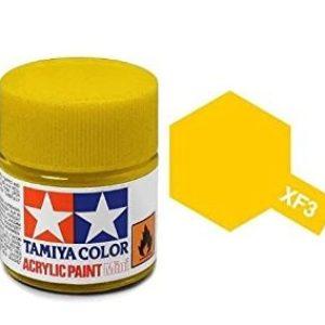 XF-3 Flat Yellow