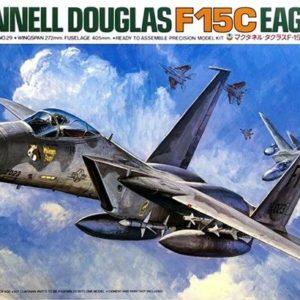 1/48 McDonnell Douglas F15C