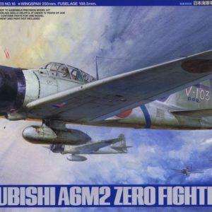 1/48 A6M2 Zero Type21