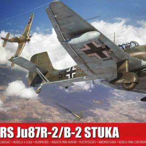 *NEW 1/48 Ju87B2/R2 Stuka
