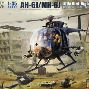 "1/35 AH-6J/MH-6J ""Little Bird"""