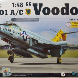 1/48 F-101 A/C Voodoo