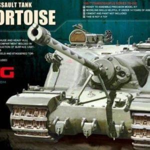 Meng 1/35 A-39 Tortoise Tank
