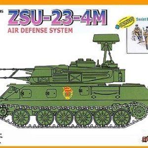 Dragon 1/35 ZSU-23-4M